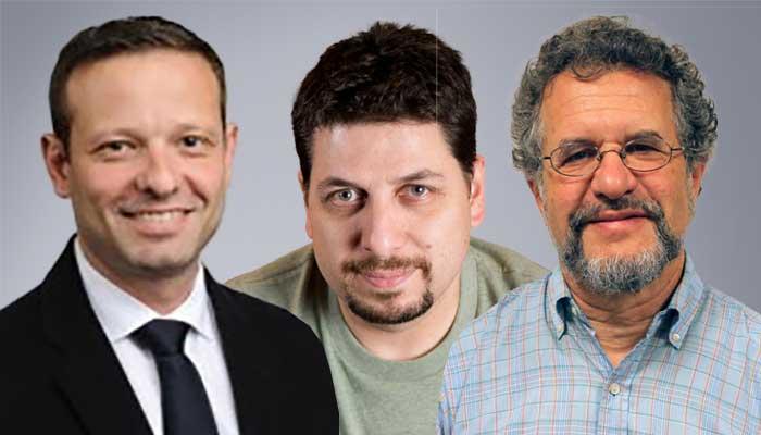 Eugene Tunik, Deniz Erdogmus, Dana Brooks.